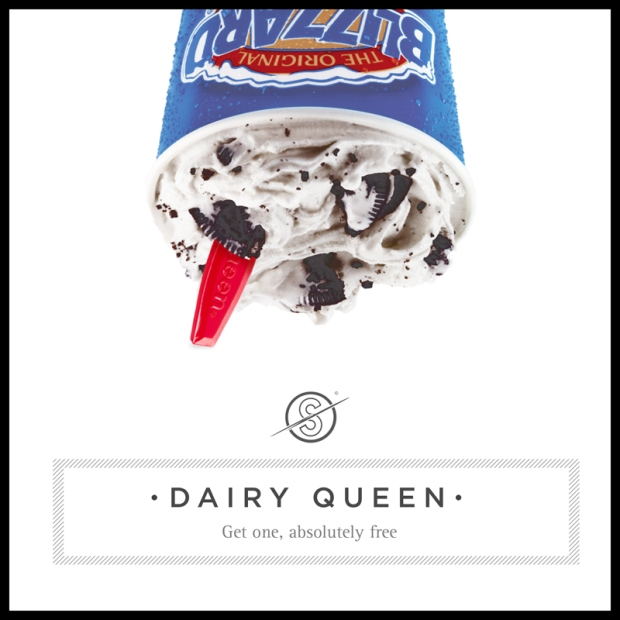 Like Dairy Queen coupons? Try these...
