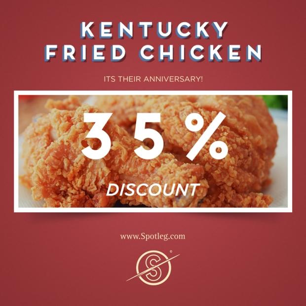 Kentucky Fried Chicken Spotleg
