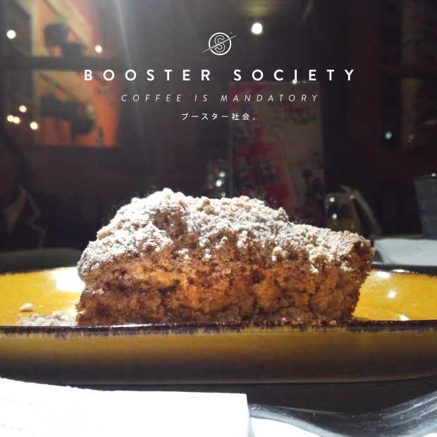 Booster society feature copy