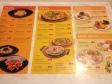 Oliver's menu 3