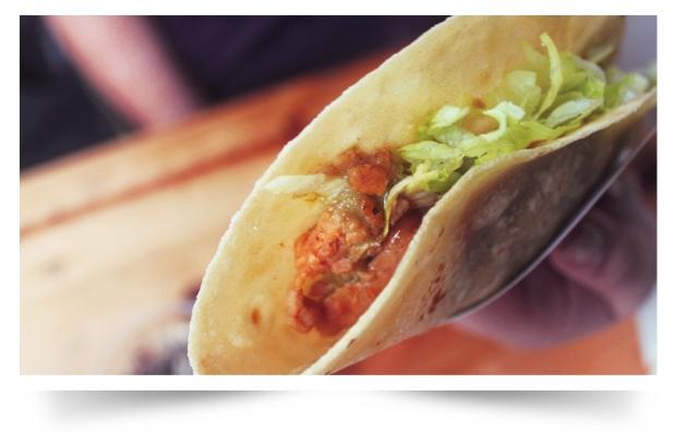 Etalage features taco loco