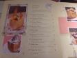 Beatrice menu
